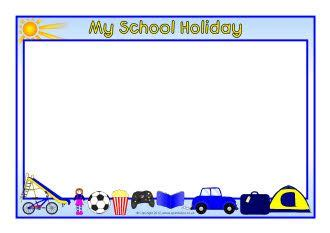 Essay on Holiday for Children and Students